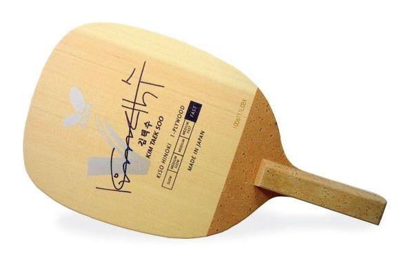 FREE SHIP) BUTTERFLY KIM TAEK SOO BEST PENHOLD Table Tennis Blade