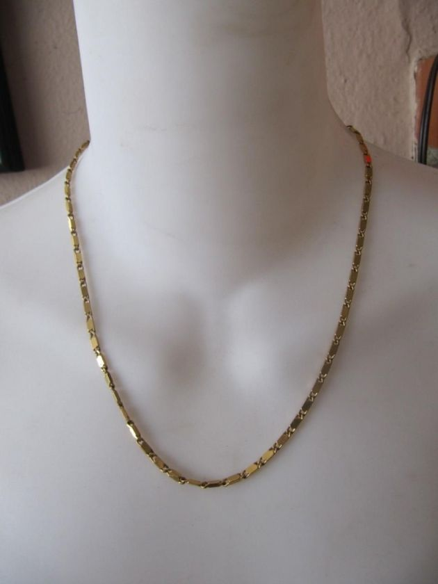 Park Lane Gold Tone Bion Filigree Necklace RARE
