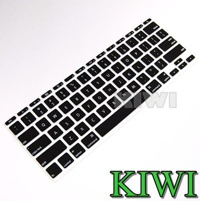 Silicone keyboard cover skin for Macbook Air 11 11.6