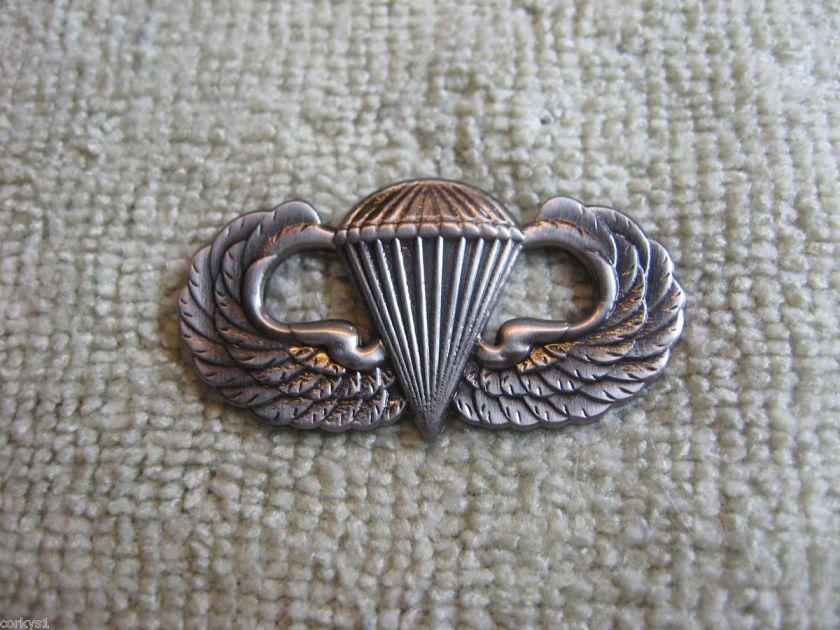 US Army Airborne Jump Wings Parachute Badge Paratrooper Jump Wings